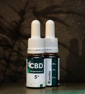 Full spectrum CBD olej 5% </p>