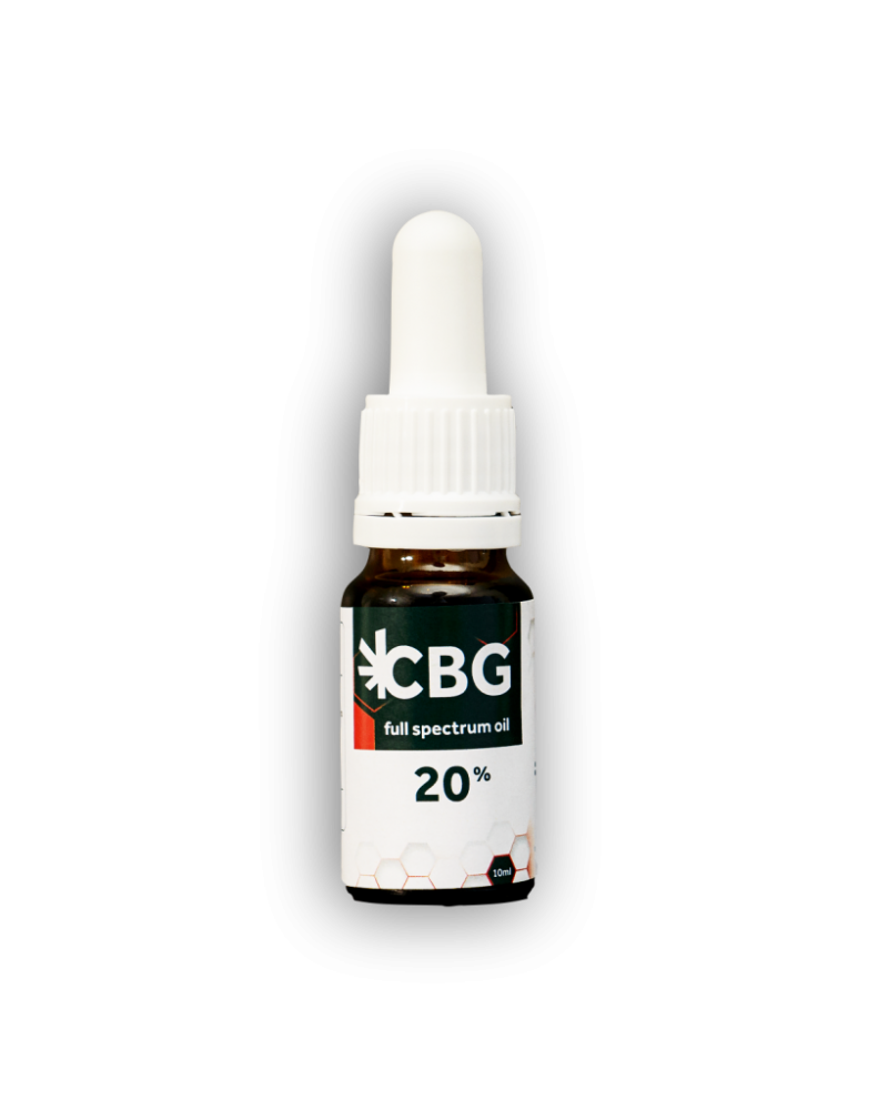 Přírodní oleje s CBD